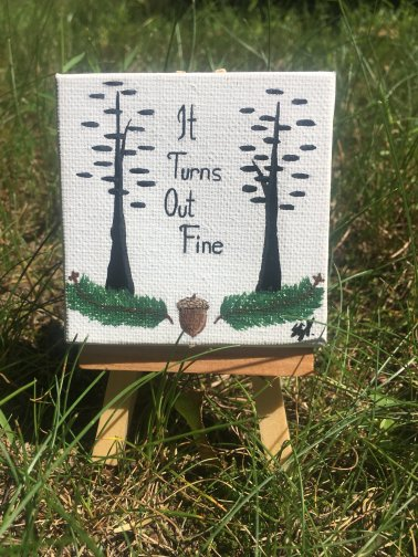 """It Turns Out Fine"" - by Lizzy (@Jusmeavi)"