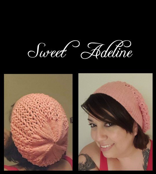 """Sweet Adeline"" inspired beanie by April (@the_tangled_cat)"